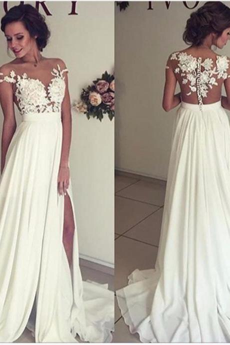 Wedding Dresses Lace Gowns Bridal Dress Brides