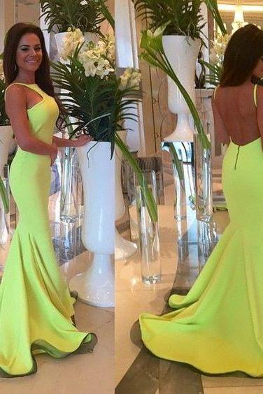 Sexy Mermaid Prom Dresses, Formal Dresses, Graduation Party Dresses PD20195099